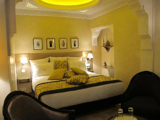 Riad Idra: Kamar Room