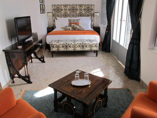Riad Idra: Amal Room