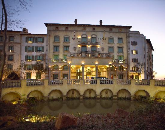 SunSquare Montecasino: Front view of Hotel