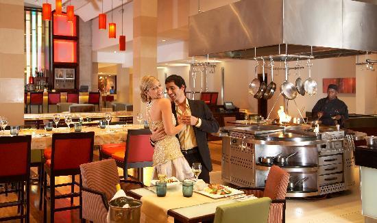 SunSquare Montecasino: Restaurant