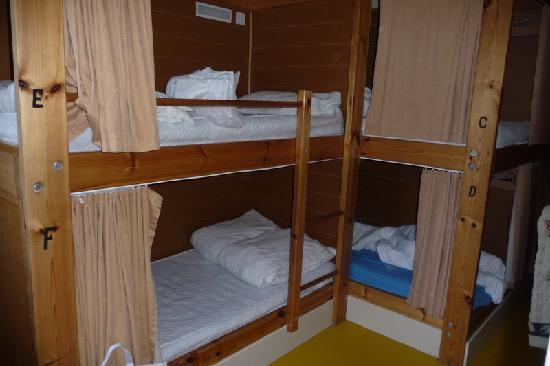 Globetrotter Inn Edinburgh: Dorm