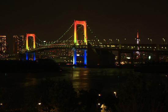 Rainbow Bridge: レインボーブリッジ クリスマスバージョン