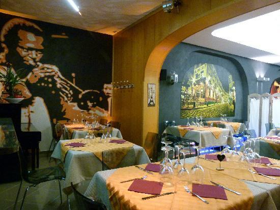 Imola, Italia: Vista del ristorante