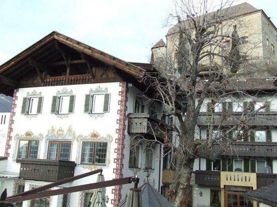 Hotel Schlosswirt: La facciata