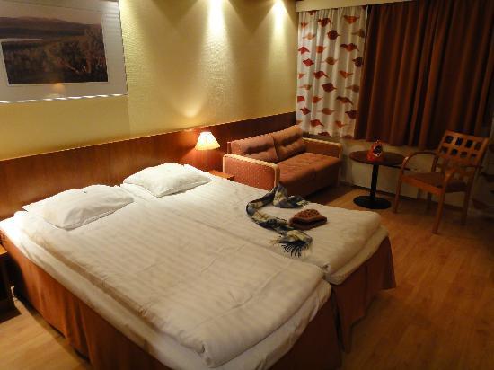 Lapland Hotel Riekonlinna: 部屋