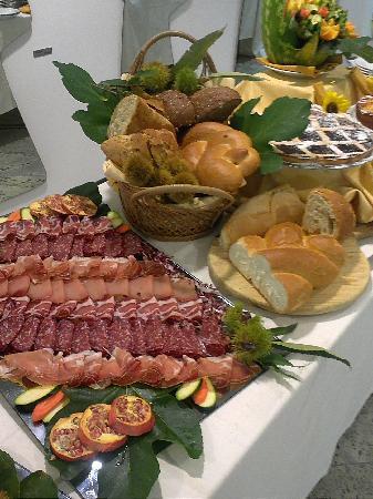 Arte Hotel : buffet 1
