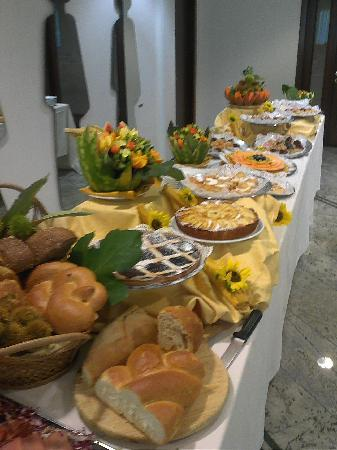 Arte Hotel : buffet 3