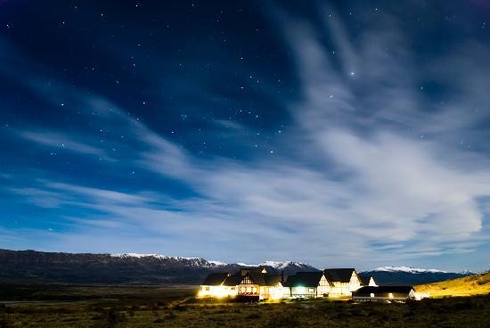 EOLO - Patagonia's Spirit - Relais & Chateaux: After sunset