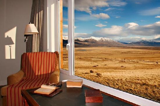 EOLO - Patagonia's Spirit: Views from the rooms