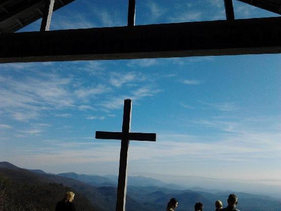 Fred W. Symmes Chapel: View