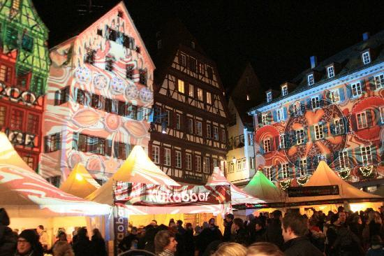 Market Square (Marktplatz): Tubingen