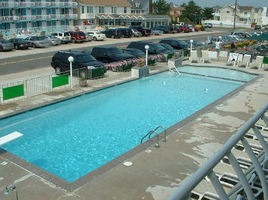 V.I.P. Family Motel : VIP Pool