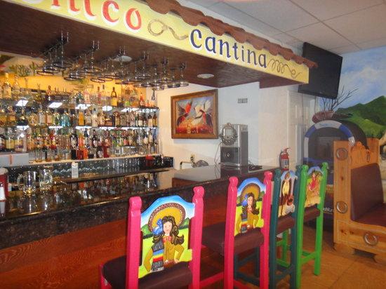 Rancho Chico: The bar