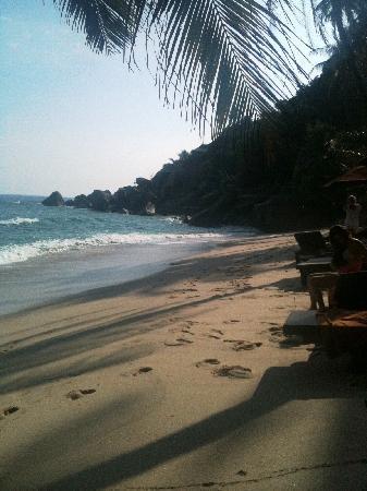 Silavadee Pool Spa Resort: The Private Beach
