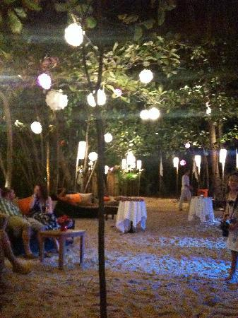 Silavadee Pool Spa Resort: New Moon Party New Years Eve 2011
