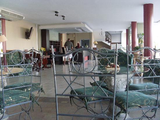 Hotel Bulevar: dining room