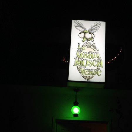 La Gran Mosca Verde: The Big Green Fly