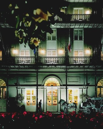 Omni Royal Orleans: Exterior