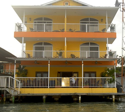 Bocas Paradise Hotel : Sea View