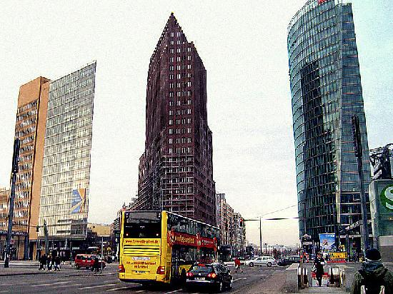 Βερολίνο, Γερμανία: Berlin actual