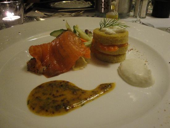 Ostseehotel Eos: Essen war vorzüglich