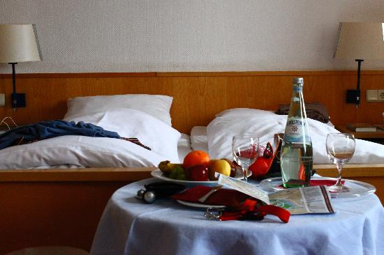 Ostseehotel Eos: Zimmereinrichtung