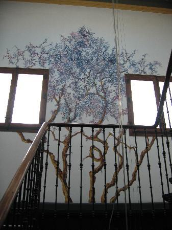 เพทิท พาเลซ โพซาดา เดล ไพเน โฮเต็ล: Particolare delle scale