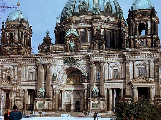 Berlin, Germany: La catedral