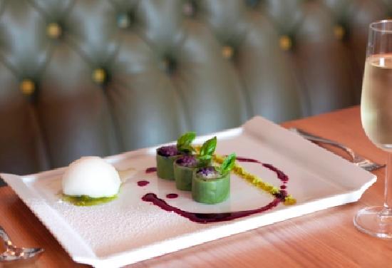 The Mendip Inn : Award winning dish