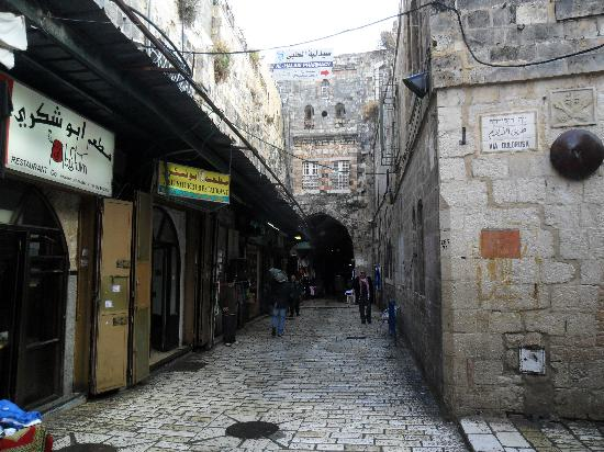 Jerusalem Panorama Hotel: Lots of historic places within 10 minutes walk