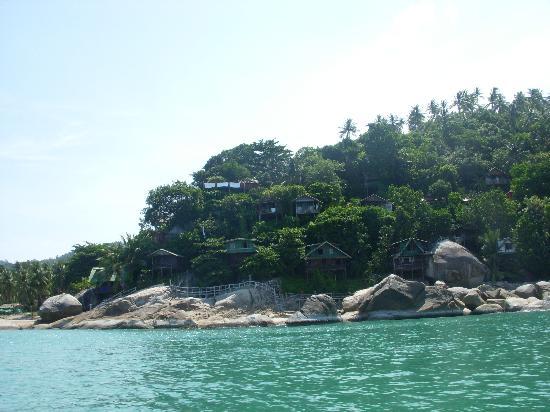Hat Sadet Beach: Подплываем к Hat Sadet