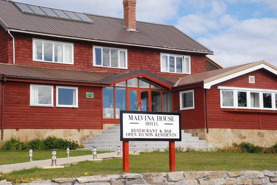 Stanley, Falklandsöarna: Malvina House Restaurant