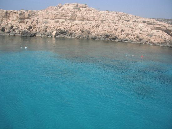Scuba Base: blue lagoon our 1st stop