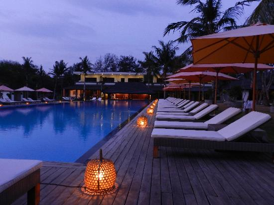 Hotel Ombak Sunset : Amazing pool