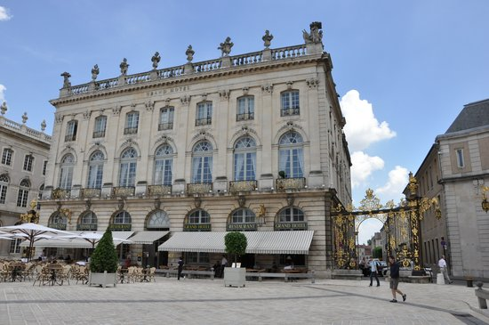 Photo of Grand Hotel De La Reine Nancy