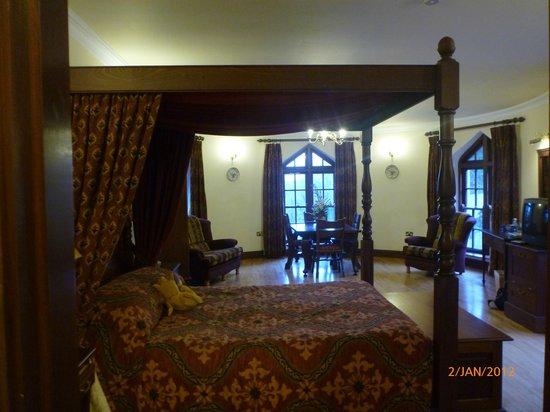 Abbeyglen Castle Hotel : Room
