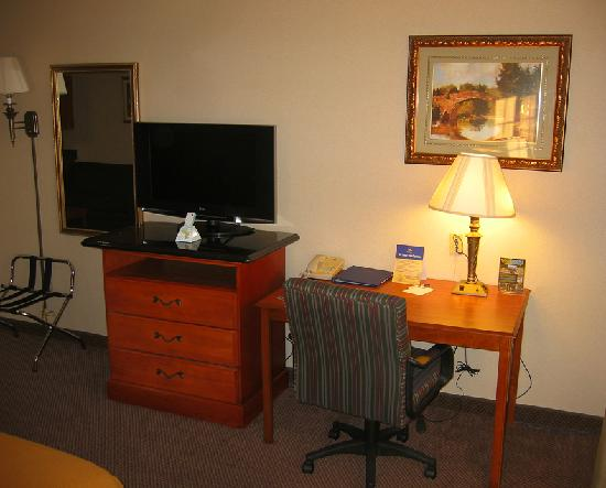 BEST WESTERN PLUS Twin View Inn & Suites: TV Remote