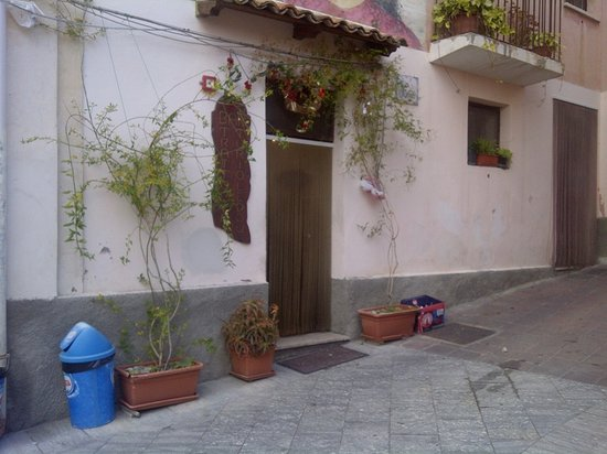 Melito di Porto Salvo, Italie : Ingresso