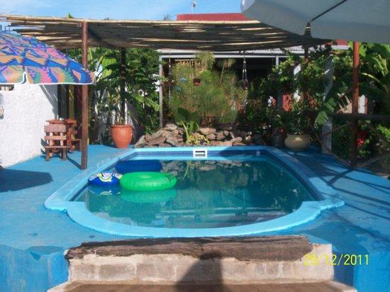 San Gregorio de Polanco, Uruguay: La piscina