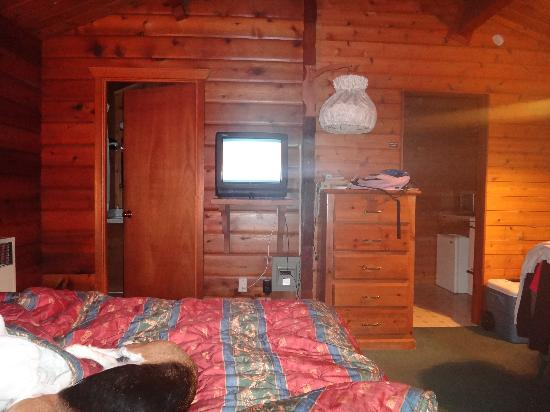 Rundle Mountain Lodge: room again