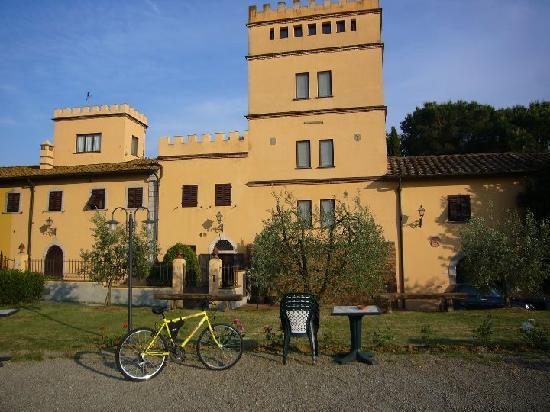 Villa Somelli: Vista de la Villa