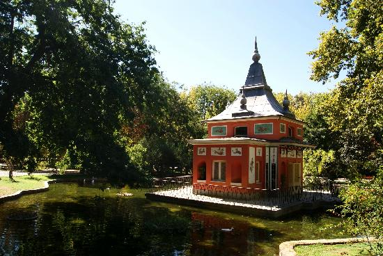 Little doll house picture of royal botanic garden for Jardin botanico alfonso xiii conciertos