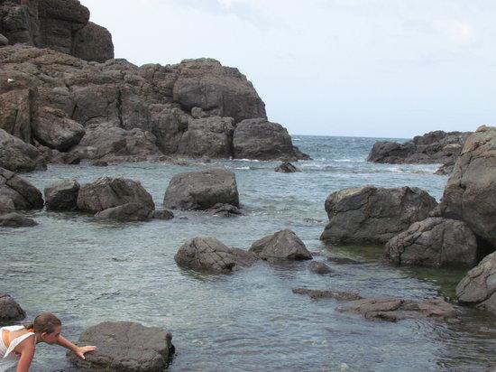 "Culebrita Island: ""Jacuzzis"""