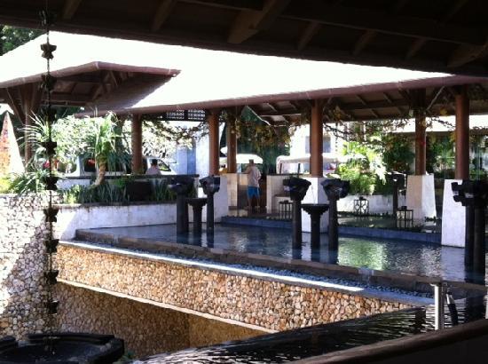 แชงกรี ลา โบราเคย์ รีสอร์ท&สปา: Lobby at Shangri-La Boracay