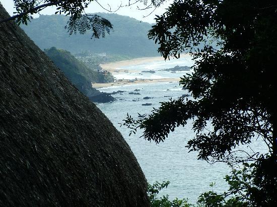 Cabanas Balamjuyuc: view