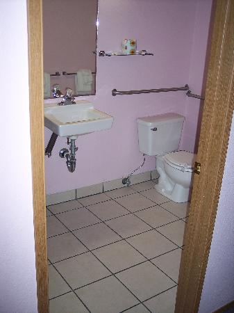 Sumner Motor Inn: Bathroom1