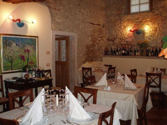 Ristorante Al Vecchio Forno : interno2