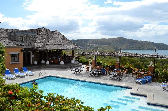 Our room picture of villas sol hotel beach resort for Villas sol playa hermosa