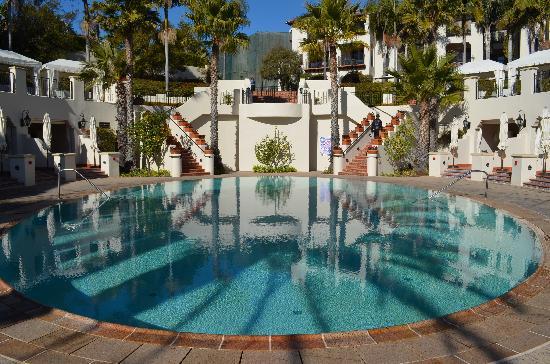 Pool Complex Picture Of The Ritz Carlton Bacara Santa Barbara Goleta Tripadvisor