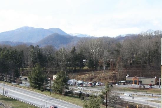 Super 6 - Waynesville : View